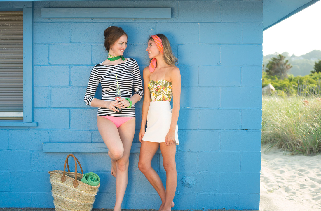 Deb mccarthy photography rexhame beach vintage bathing for A maureen mccarthy salon